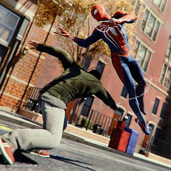 Sony Releases a New Launch Trailer for Marvels Spider-Man