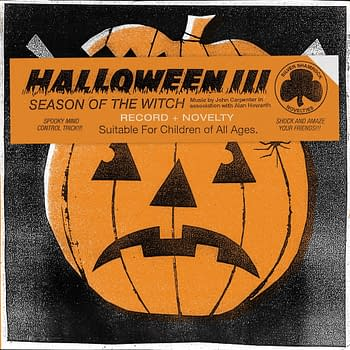 Mondo Music Release of the Week: Halloween 3