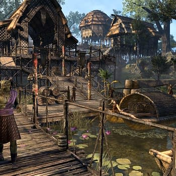 New DLC Coming to The Elder Scrolls Online with Murkmire