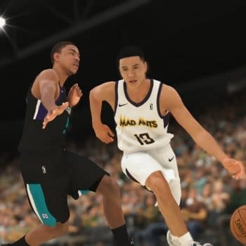 """NBA 2K19 Features a New Story Mode with """"The Way Back"""""""