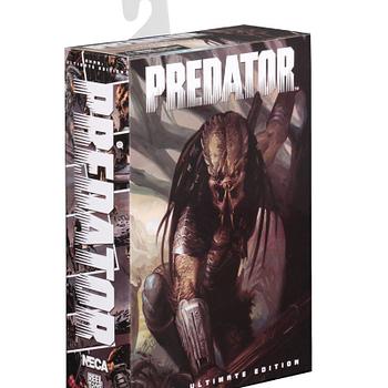 NECAs Ahab Predator Ultimate Edition Packaging Reveal