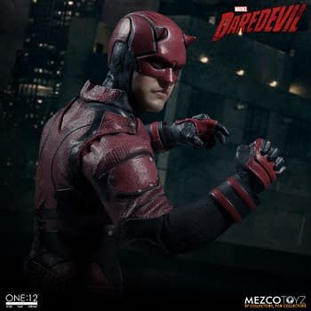Netflix Daredevil is Coming From Mezco Toyz One:12 Collective in 2019