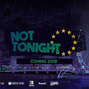 Not Tonight Shows What a Post-Brexit Dystopian UK Might Look Like