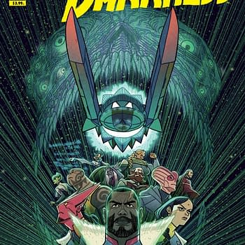 John Layman and Afu Chan Explore Space Horror in Outer Darkness at Skybound in November