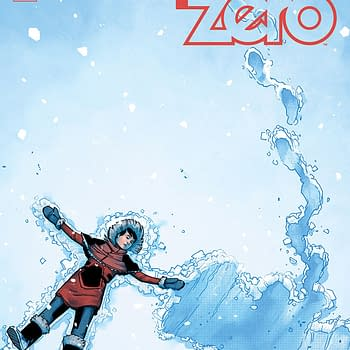 Outpost Zero #2 Review: Glacially Slow and a Mountain of Dialogue