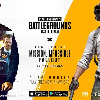 PUBG Mobile Will Have a Crossover Event With Mission: Impossible Fallout