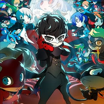 Atlus Releases New Screenshots and Art for Persona Q2