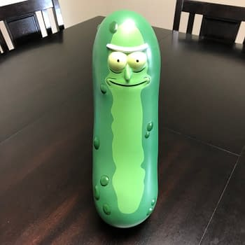Im a Pickle Board Game We Review The Pickle Rick Game