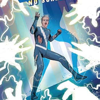 Quicksilver: No Surrender #4 Review &#8211 Getting the Miniseries Back on Track