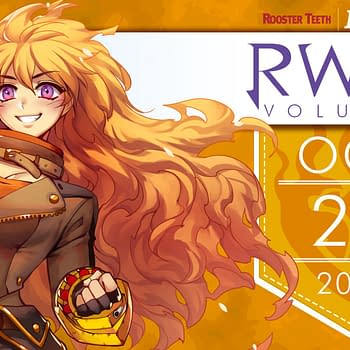 Rooster Teeth Announces RWBY Returning for Volume 6 in October