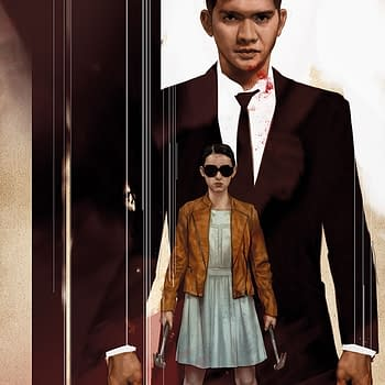 The Raid #1 Review: Merging Faces With Household Items