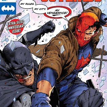 Red Hood and the Outlaws #25 Review: Poignant Intense and Compelling