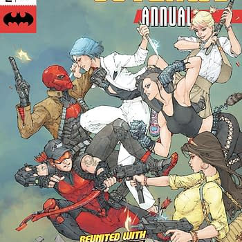 Red Hood and the Outlaws Annual #2 Review: Jason and Roy Ride Again