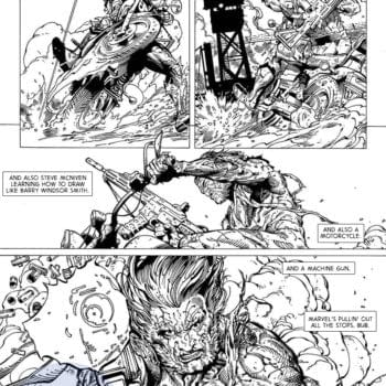 Improbable Previews: Hot Claws Rides Again in Return of Wolverine #1