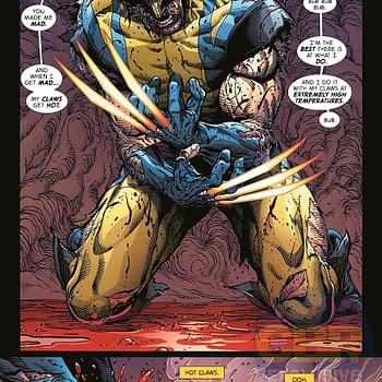 Steve McNiven on Return of Wolverine Fill-Ins: