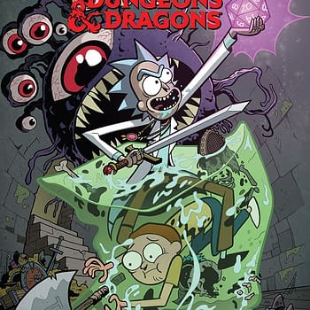 Rick and Morty vs. Dungeons &#038 Dragons #1 Review: Rick and Morty-Flavored D&#038D Ad