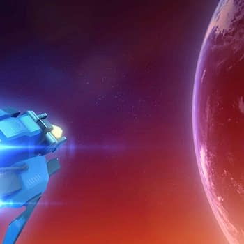 Indie Space Shoot Em Up Rigid Force Alpha Will Launch Later This Month