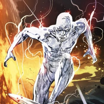 Silver Surfer Joins Marvel's Unannounced Defenders Lineup