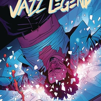 Scout Comics Cancels Jazz Legend and Welcome to Paradise