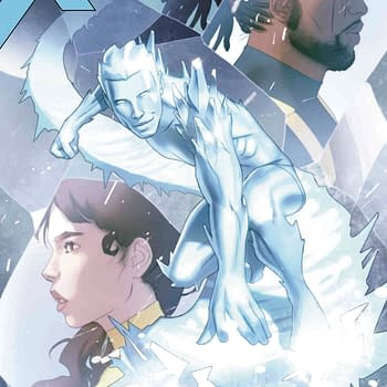 Sina Grace Says Capitalism to Blame for the Return of Iceman