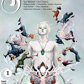 A Sandman Newbie Reviews Sandman Universe #1: This Isnt for New Readers
