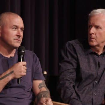 Tim Miller, James Cameron on Bringing Linda Hamilton Back For 'Terminator 6'