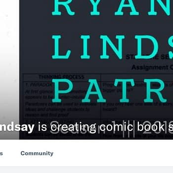Ryan K. Lindsay is Taking Comics to School With Comic Book Study Guides on Patreon