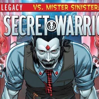 Marvel Liquidates Matthew Rosenberg Digital Comic Stock on ComiXology