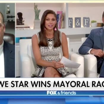 WWE Superstar Kane Talks Fiscal Policy, the Destruction of Big Government on Fox & Friends After Winning Knox County Mayoral Race