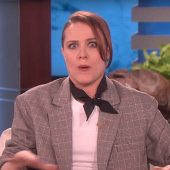 Best Evan Rachel Wood Reaction Moment Comes While Playing Heads Up