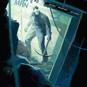Shadowman #5 [Late] Review: Fighting for Freedom and Love