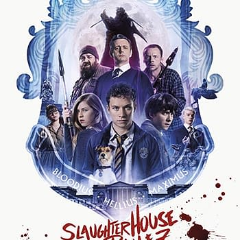 Slaughterhouse Rulez Trailer Reunites Horror-Comedy Duo Simon Pegg and Nick Frost