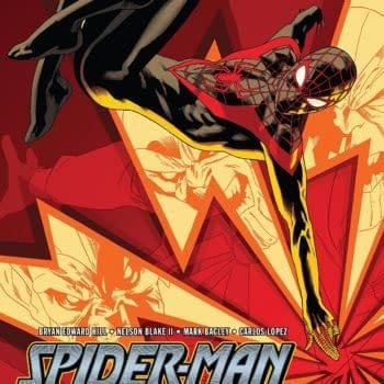 Spider-Man Annual #1 cover by Kris Anka
