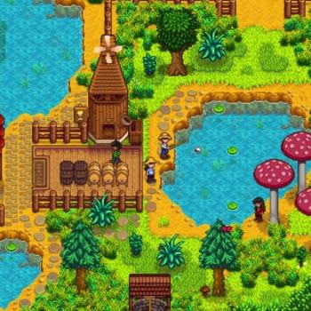 Stardew Valley's Multiplayer Update for PC Officially Goes Up Today