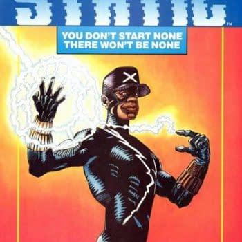Robert B. Warren Writes on Black Representation in Comics: Hand-Me-Down Culture