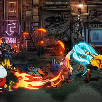 Streets of Rage 4 is Coming After 24 Years of Waiting