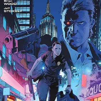Terminator: Sector War #1 [Late] Review: Good but is Practically the Original 1984 Movie