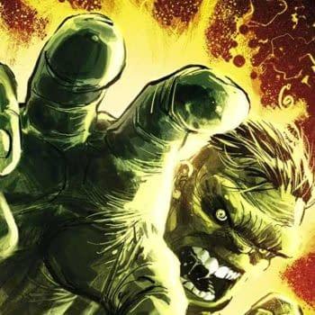 """Hulk Burns in Marvel Teaser: """"The Best Defense"""""""