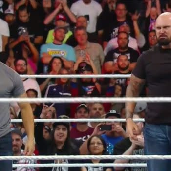 WWE's Nia Jax and Luke Gallows, Sitting in a Tree, D-A-T-I-N-G?