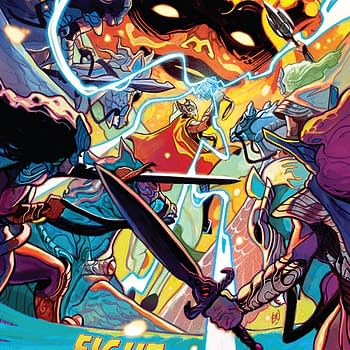 Thor #4 Review: Artistic Problems and Lame Plot Points Hurt an Otherwise Good Story