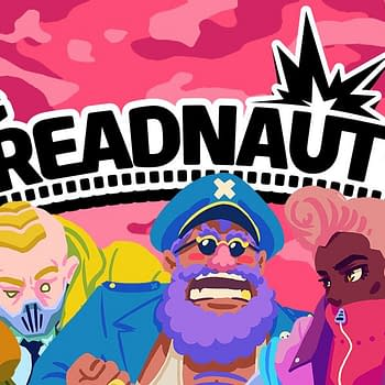 Treadnauts Receives a New Launch Trailer as Its Released on Steam