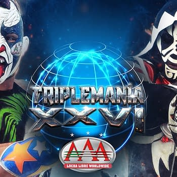 Twitch Will Stream AAA Lucha Libre Worldwides Triplemania XXVI
