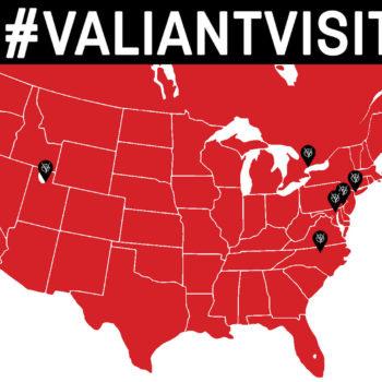 Valiant to Expand Retailer Visit Program