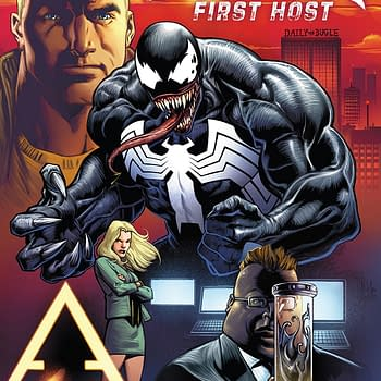Venom: First Host #1 Advance Review &#8211 Fleshing Out Venoms History
