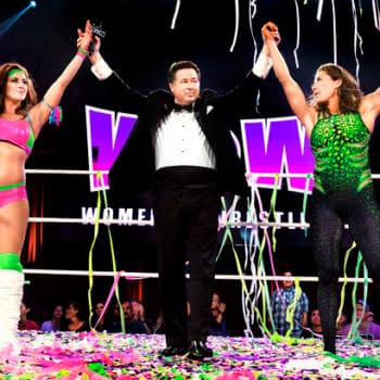 LA Comic Con and Women's Wrestling Organization WOW Team Up for AXS TV Taping in October