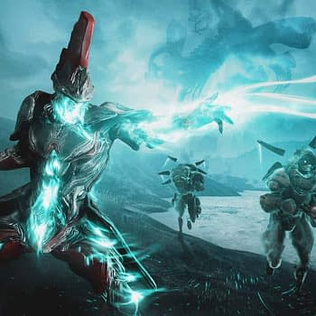 Warframes Next Update to Receive Mask of the Revenant