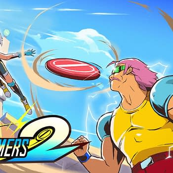 Windjammers 2 Has Been Announced&#8230 No Really