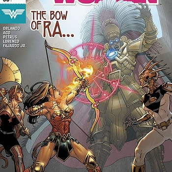 Wonder Woman #53 Review: Good Art and Solid Scripting
