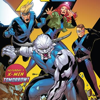 X-Men: Blue #33 Review &#8211 The State of the Magneto Address [Edited]