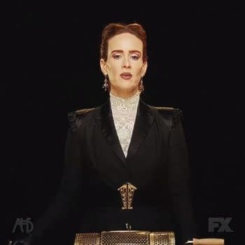 """UPDATED: Sarah Paulson's Venable (???) Offers 'American Horror Story: Apocalypse' Fans """"Chance to Survive"""""""